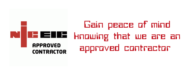 NICEIC - Approved Contractor