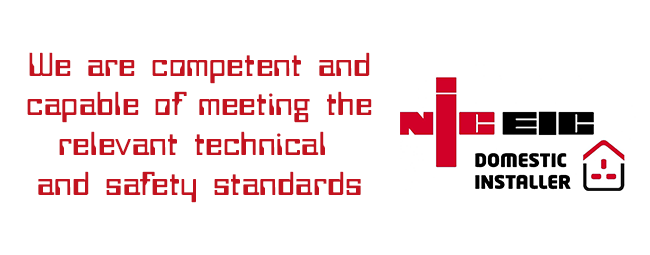 NICEIC - Domestic Installer